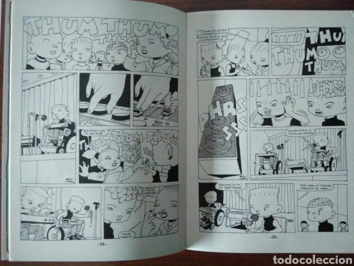 Cómics: Brian the brain - Miguel Angel Martin - bug - Ediciones La Cúpula 1995-1998 - Foto 7 - 181347057