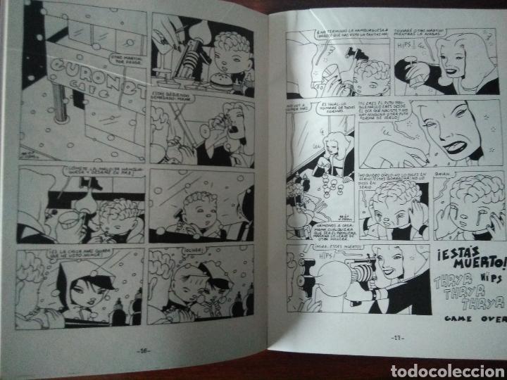 Cómics: Brian the brain - Miguel Angel Martin - bug - Ediciones La Cúpula 1995-1998 - Foto 11 - 181347057