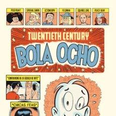 Cómics: TWENTIETH CENTURY BOLA OCHO - DANIEL CLOWES - LA CÚPULA, 2007 (TAPA DURA CON SOBRECUBIERTA). Lote 181519006