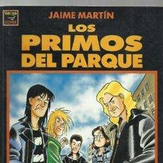 Comics : LOS PRIMOS DEL PARQUE, 1991, LA CÚPULA, MUY BUEN ESTADO. Lote 181674250