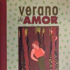 Cómics: DEBBIE DRECHSLER. VERANO DE AMOR. BARCELONA, 2007. 1ª EDICIÓN. A ESTRENAR.. Lote 182104603