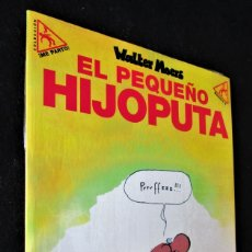Cómics: COLECCION ME PARTO Nº 6 EL PEQUEÑO HIJOPUTA (WALTER MOERS) LA CÚPULA - PRECINTADO. Lote 182406852