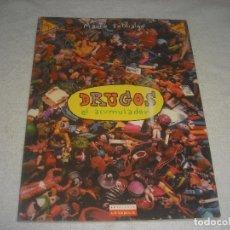 Cómics: DRUGOS EL ACUMULADOR . MAURO ENTRIALGO. PRIMERA EDICION 2003.. Lote 182640791