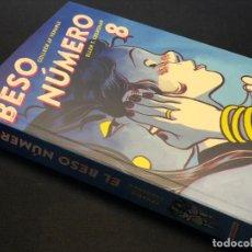 Cómics: EL BESO NÚMERO 8. LA CÚPULA. Lote 182684076