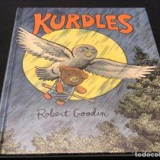 Cómics: LOS KURDLES. ROBERT GOODIN. Lote 182883200