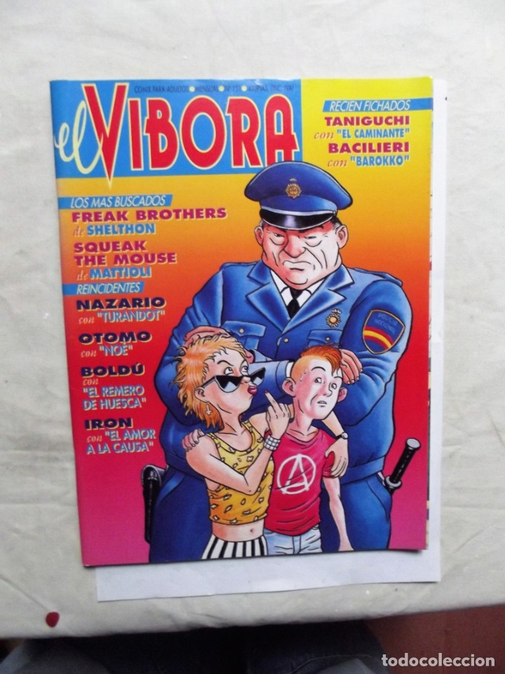 EL VIBORA Nº 151 (Tebeos y Comics - La Cúpula - El Víbora)