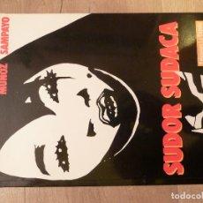 Fumetti: COMIC=SUDOR SUDACA=MUÑOZ / SAMPAYO-EDICIONES LA CUPULA. Lote 182895338