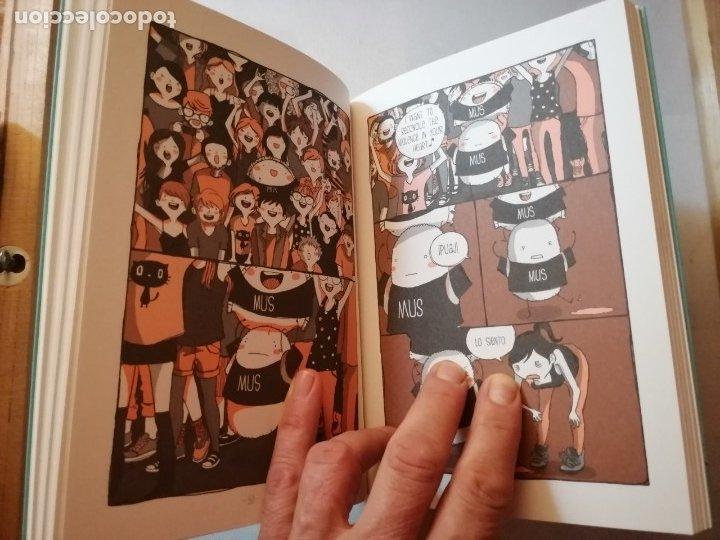Cómics: CÓMIC CROQUETA Y EMPANADILLA Y RECORTABLES.ANA ONCINA.LA CUPULA. - Foto 5 - 182898223