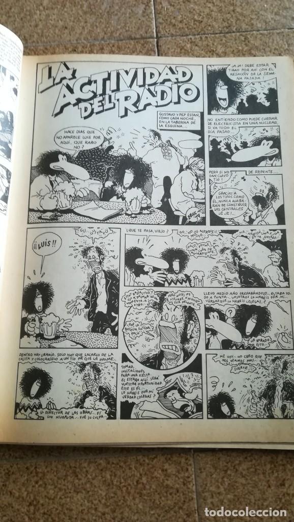 Cómics: EL VÍBORA NUMERO 1 comic La Cúpula año 1979 perfecto estado - Foto 4 - 182960725
