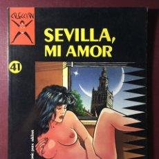 Cómics: CÓMIC SEVILLA, MI AMOR.(TOBALINA/BENAVIDES N41). Lote 182976885