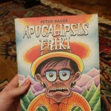 Cómics: APOCALIPSIS FRIKI - PETER BAGGE. Lote 183041476
