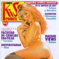 Cómics: KISS COMIX Nº 94 - LA CUPULA - ESTADO EXCELENTE. Lote 183331503
