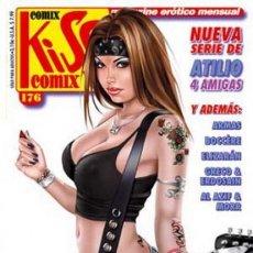Cómics: KISS COMIX Nº 176 - LA CUPULA - ESTADO EXCELENTE. Lote 183333963