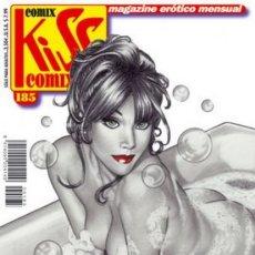 Cómics: KISS COMIX Nº 185 - LA CUPULA - MUY BUEN ESTADO. Lote 183334406