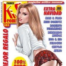 Cómics: KISS COMIX Nº 183 - LA CUPULA - MUY BUEN ESTADO. Lote 183334783