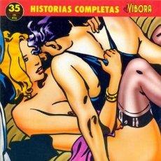 Cómics: CUERPO A CUERPO. VARENNE. HISTORIAS COMPLETAS EL VIBORA 35. . Lote 184735468