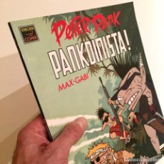 Cómics: COMICBOOK PETER PANK, PANKDINISTA DE MAX Y GABI, EDITORIAL LA CÚPULA, AÑO 1990. Lote 185763260