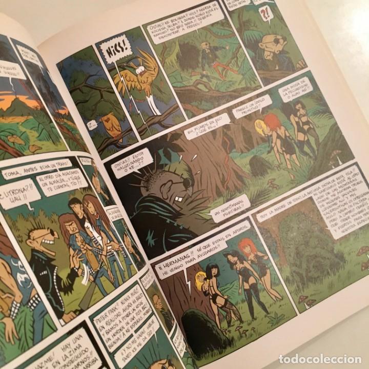 Cómics: Comicbook PETER PANK, PANKDINISTA de Max y Gabi, editorial La Cúpula, año 1990 - Foto 5 - 185763260