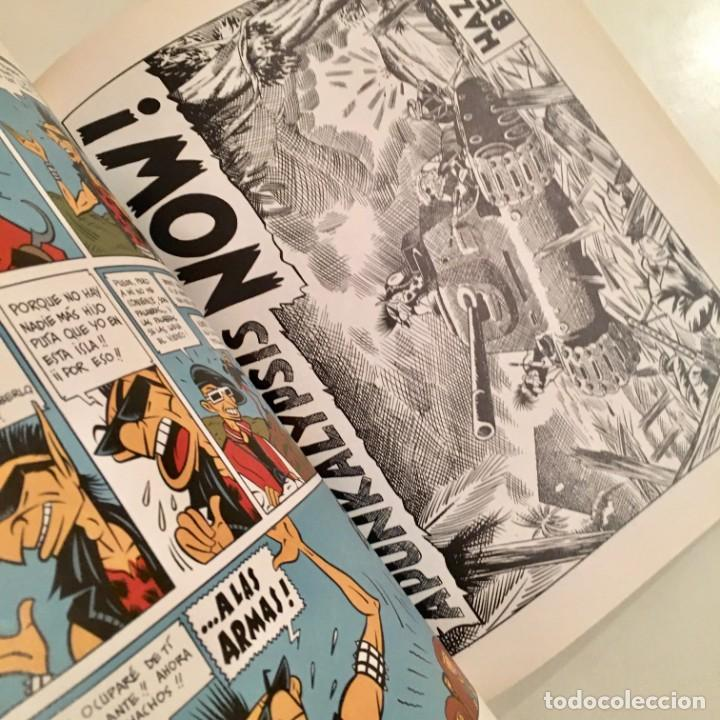 Cómics: Comicbook PETER PANK, PANKDINISTA de Max y Gabi, editorial La Cúpula, año 1990 - Foto 6 - 185763260