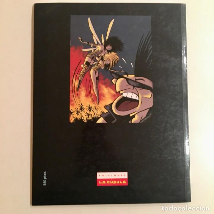 Cómics: Comicbook PETER PANK, PANKDINISTA de Max y Gabi, editorial La Cúpula, año 1990 - Foto 9 - 185763260