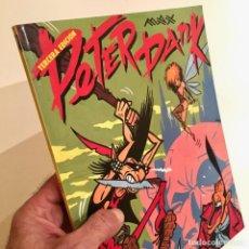 Cómics: COMICBOOK PETER PANK DE MAX, EDITORIAL LA CÚPULA,TERCERA EDICIÓN AÑO 1990. Lote 185763726