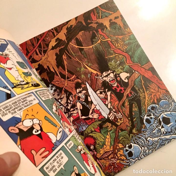 Cómics: Comicbook PETER PANK de Max, editorial La Cúpula,tercera edición año 1990 - Foto 3 - 185763726