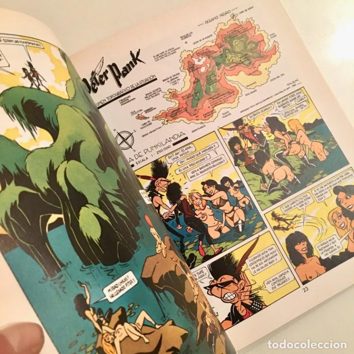 Cómics: Comicbook PETER PANK de Max, editorial La Cúpula,tercera edición año 1990 - Foto 5 - 185763726