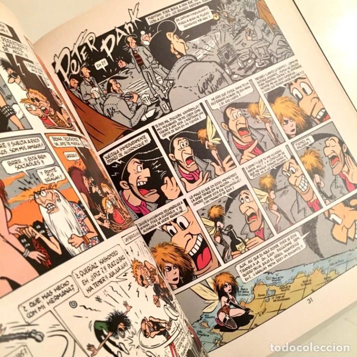Cómics: Comicbook PETER PANK de Max, editorial La Cúpula,tercera edición año 1990 - Foto 6 - 185763726