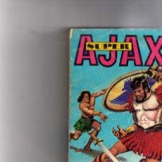 Cómics: SUPER AJAX, ( EL JABATO ) EDICION FRANCESA. Lote 185782001