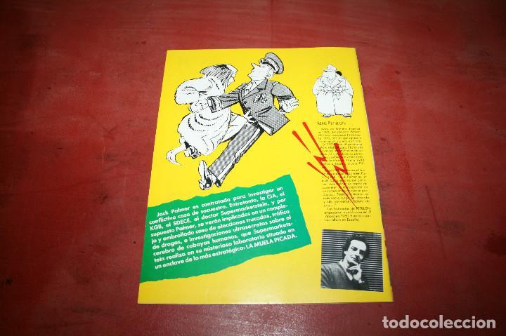 Cómics: LA MUELA PICADA - PETILLON - HISTORIAS COMPLETAS DE EL VÍBORA Nº 6 - ED. LA CÚPULA - 1988 - Foto 2 - 186191571