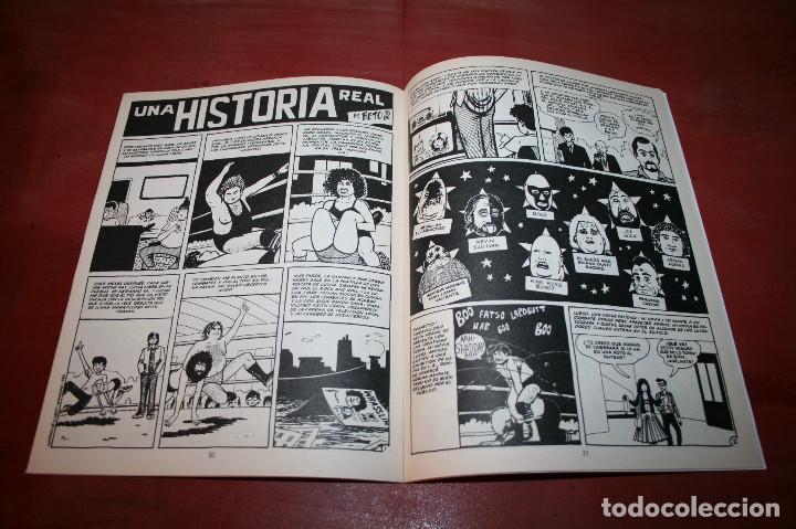 Cómics: MORDISCOS DE AMOR - BETO HERNÁNDEZ - HISTORIAS COMPLETAS DE EL VÍBORA Nº 4 - ED. LA CÚPULA - 1987 - Foto 3 - 186191577