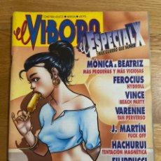 Cómics: EL VIBORA ESPECIAL X. Lote 186338657