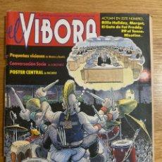 Cómics: EL VIBORA NÚMERO 137. Lote 186338997