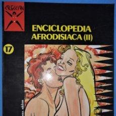 Comics : ENCICLOPEDIA AFRODISÍACA (III) - COLECCIÓN X Nº 17 - LUCQUES - 1988 - LA CÚPULA . Lote 187498053
