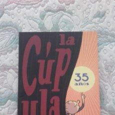 Cómics: LA CUPULA 35 AÑOS (EDICION CONMEMORATIVA DE LOS TREINTA Y CINCO AÑOS DE LA EDITORIAL. (GENIAL). Lote 189272125