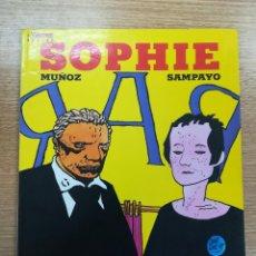 Fumetti: SOPHIE (MUÑOZ - SAMPAYO) (EL VIBORA SERIES). Lote 189616897