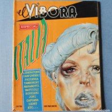 Cómics: EL VIBORA - ESPECIAL. Lote 190330347