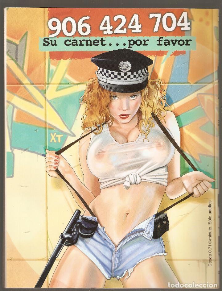 Cómics: EL VIBORA - Nº 274 - IX-2002 - MUY BUEN ESTADO - LA CUPULA - - Foto 2 - 190391968