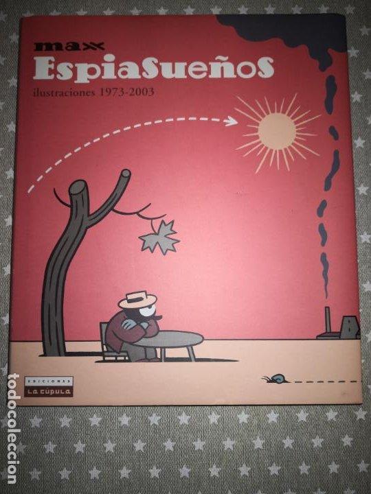 MAX: ESPIASUEÑOS. ESPIASUEÑOS. ILUSTRACIONES 1973-2003 (Tebeos y Comics - La Cúpula - Autores Españoles)