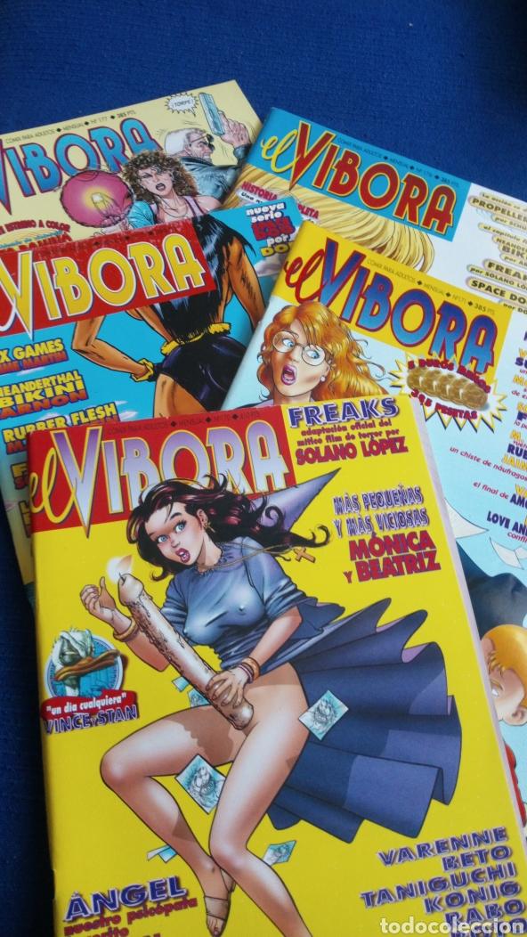 Cómics: Revista Cómics EL Víbora. Números 170,171,172,176,177 - Foto 2 - 190597516