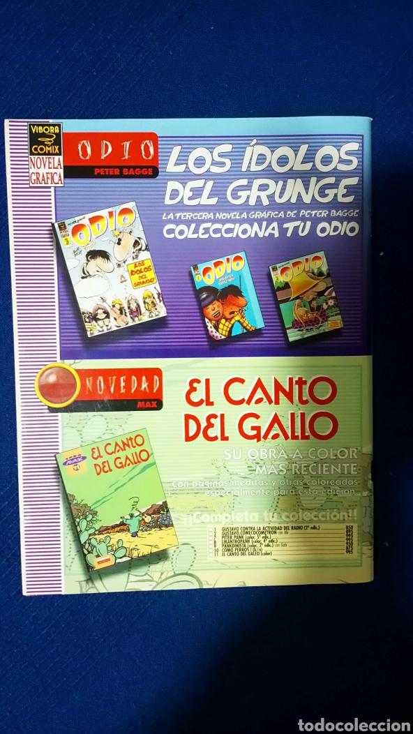 Cómics: Revista Cómics EL Víbora Número 203. Extra 84 páginas - Foto 2 - 190619708