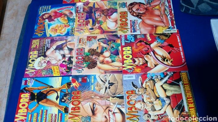 Cómics: Lote 10 revistas El Víbora. Números 172,188,189,190,192,193,195,200,201,202 - Foto 2 - 190621523