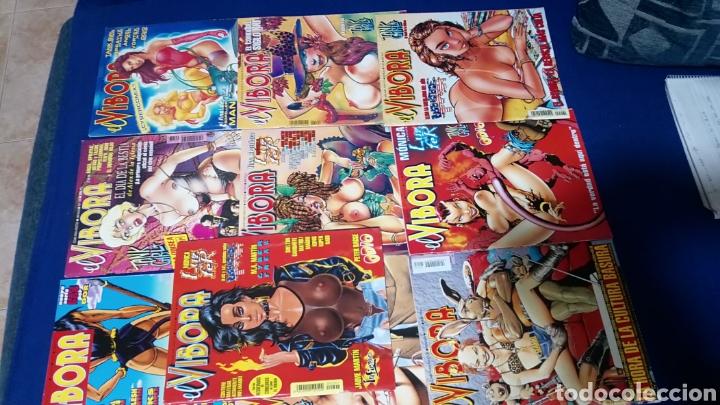Cómics: Lote 10 revistas El Víbora. Números 172,188,189,190,192,193,195,200,201,202 - Foto 3 - 190621523