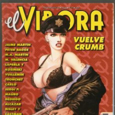 Cómics: EL VIBORA - Nº 277 - XII-2002 - MUY BUEN ESTADO - LA CUPULA -. Lote 190720843