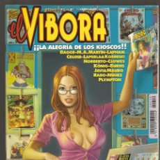 Cómics: EL VIBORA - Nº 250 - IX-2000 - MUY BUEN ESTADO - LA CUPULA -. Lote 190721156