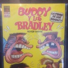 Cómics: BUDDY Y LOS BRADLEY . PETER BAGGE . LA TRIBU DE LOS BRADLEY . VIBORA COMIX . N.2 .. Lote 190931183