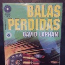 Cómics: BALAS PERDIDAS N.6 . DAVID LAPHAM . FUERA DE SERIE COMIX .. Lote 191220221