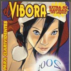Cómics: EL VIBORA - Nº 263 - X-2001 - EXTRA DE NAVIDAD - LA CUPULA -. Lote 191527191