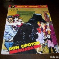 Cómics: HISTORIAS COMPLETAS EL VIBORA Nº 14 - DON CIPOTON. Lote 191583740
