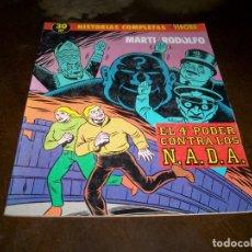 Cómics: HISTORIAS COMPLETAS EL VIBORA Nº 30 - EL 4º PODER CONTRA LOS N.A.D.A.. Lote 191584083